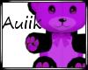 Purple Bear Seat