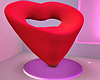 Sexy Heart Seat