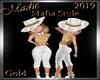 Glitzy Kid Mafia Gold