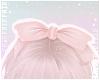 F. Cutie Bow Peach