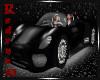 Porsche Black Sports Car