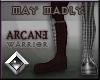 [M.M] ARCANE Boots