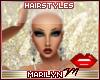 !MM Ashanti Pale Blonde