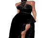 Splendora Black Gown