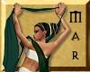 ~Mar DrapeStandC Green