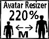 Avatar Scaler 220%