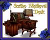 Scribe Medieval Desk