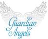 Angel heart pillow