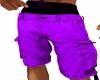 KhakiShorts Purple