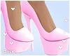 ♔ Pumps e Pink