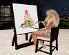 Painters Easel Fashion