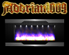 Gas Flame Wall Heater
