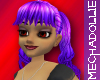 Miho -PlastiColor Purple