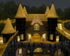 Golden Lightning Castle