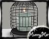 Birdcage Candle V1
