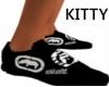 ecko black shoes