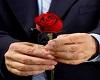 Homme rose