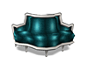 Teal Elegant Sofa