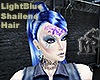 Shailene LightBlue Hair