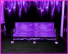 (M) Purple Toxic Sofa