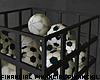 Soccer Ball Rack