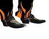 AH! Male Biker Boots