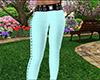 Lt Blue Skinny Pants RLS