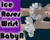 *BA Ice Roses Wrist