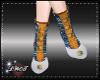 D- Yuki-Onna boots
