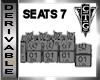 CTG  SOFA MESH/7 SEATS