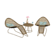 Beach/Patio Chairs
