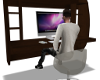 Mod Floating Desk