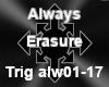Always Erasure