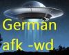 UFO trigger-Space-Aktion