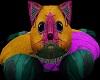 Sally Nightmare Cat Rug