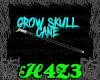 *H4*CrowSkullCane