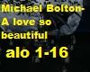 Michael Bolton-A love so