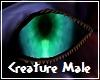 Creature Blue Eyes M