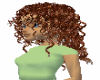 orange spice hair
