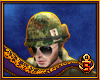 M1 Helmet Vietnam Vet B