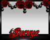 (Sv) Golden/Red Earrings
