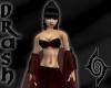 Mistress Shawl - Red