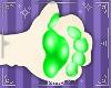 凄 claws lime