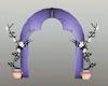DER Wedding Arch