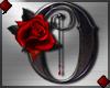 Rose Letter O