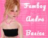 Andro Basics - Black