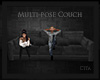 *C* Multi-Pose Couch