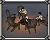 ~E- Winter Chair Circle