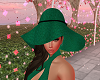 Easter Green Hat