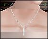 ★ Vertical Bar Pendant